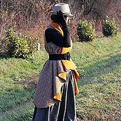 """Одежда ручной работы. Ярмарка Мастеров - ручная работа жилет"""" Мадамчик"""". Handmade."""