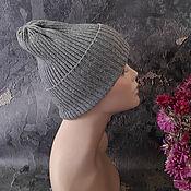 Аксессуары handmade. Livemaster - original item Woolen hat, Merino wool beanie, knitted hat. Handmade.