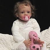 Куклы и игрушки ручной работы. Ярмарка Мастеров - ручная работа Кукла реборн Элизабет. Handmade.