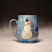 Посуда handmade. Livemaster - original item Mug handmade. Handmade.
