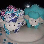 Куклы и игрушки ручной работы. Ярмарка Мастеров - ручная работа Овечка Бяшка. Handmade.