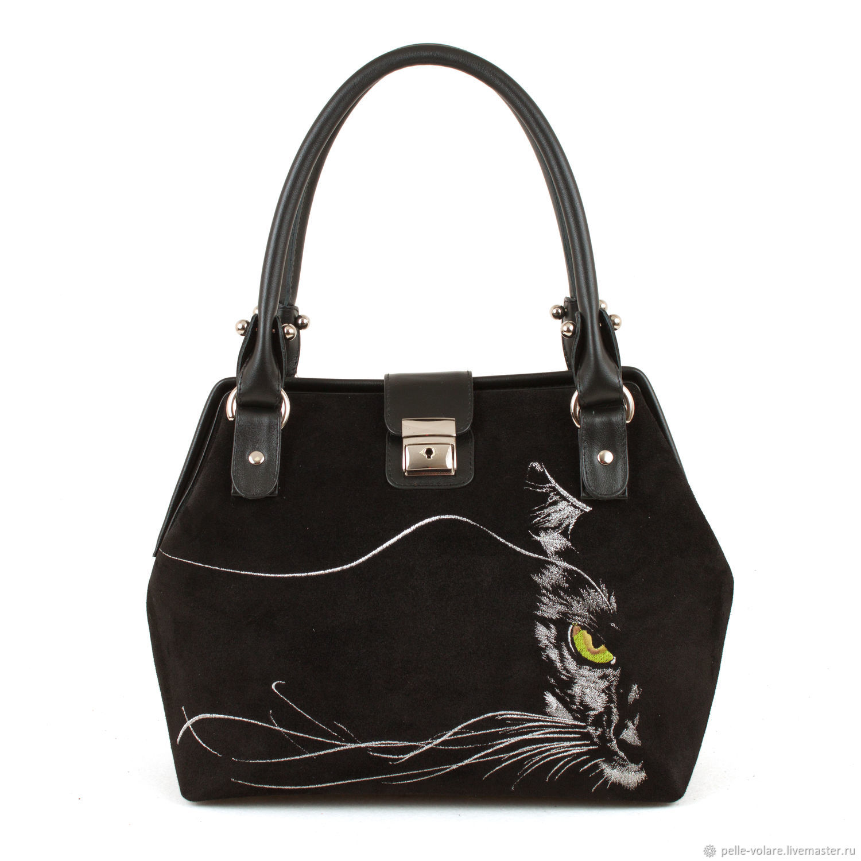 Average women's bag 'Vibris', Classic Bag, St. Petersburg,  Фото №1