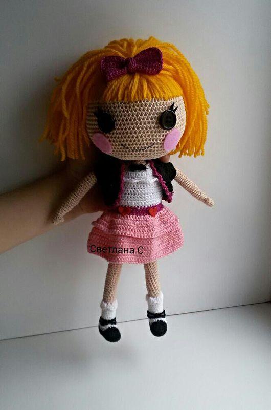 Куклы тыквоголовки ручной работы. Ярмарка Мастеров - ручная работа. Купить Лалалупси. Handmade. Лалалупси, игрушка лалалупси, кукла для девочки
