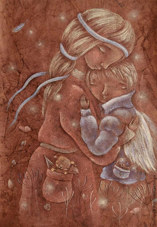 Картина о материнской любви