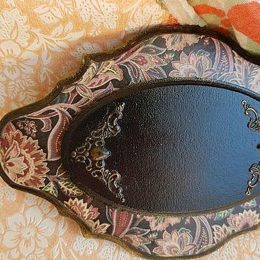 Для дома и интерьера ручной работы. Ярмарка Мастеров - ручная работа Номерок для Вашей двери. Handmade.