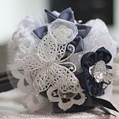 Свадебный салон ручной работы. Ярмарка Мастеров - ручная работа Свадьба в стиле джинс - букет невесты и свадебные аксессуары. Handmade.