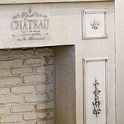 Для дома и интерьера handmade. Livemaster - original item Fireplace false in the style of Provence. Handmade.