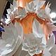 Свадебные цветы ручной работы. Ярмарка Мастеров - ручная работа. Купить Бумажные цветы для декора. Handmade. Цветы из бумаги