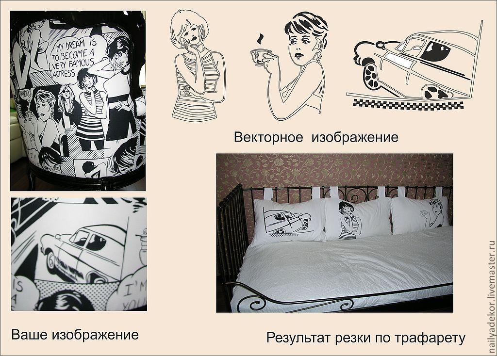 Перевод рисунка в векторное изображение