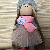 Тыквоголовка ручной работы. Ярмарка Мастеров - ручная работа Кукла ручной работы. Handmade.