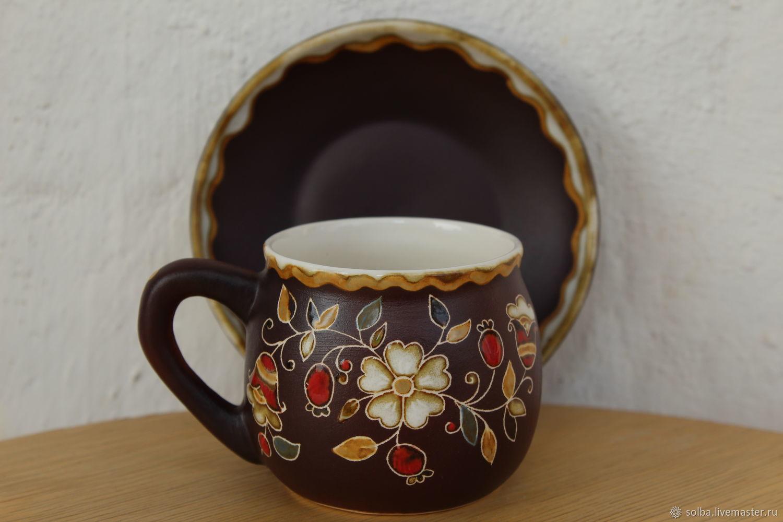 Кофейная пара, Кружки и чашки, Москва,  Фото №1
