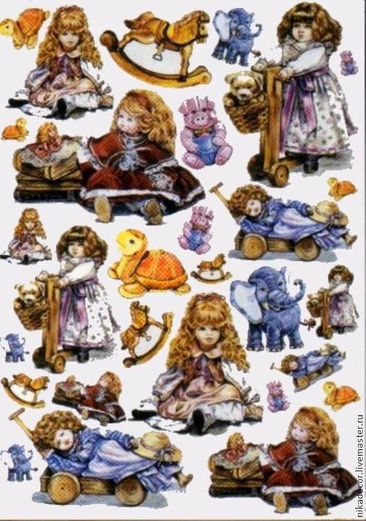 EASY 270, Куклы и игрушки