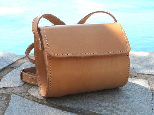Женские сумки ручной работы. Ярмарка Мастеров - ручная работа. Купить Маленькая сумочка бочонок - разные цвета кожи. Handmade.