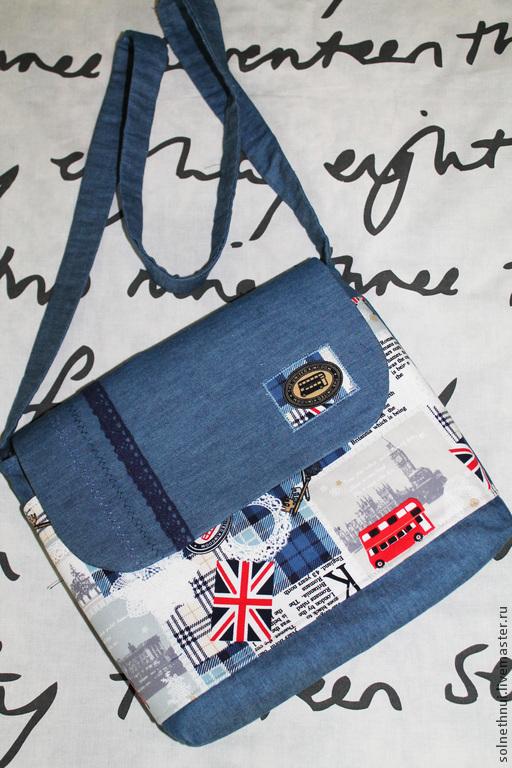 Джинсовая сумка, женская сумка, сумка Волгоград, сумка для девушки, сумка для школы