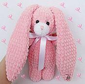Куклы и игрушки handmade. Livemaster - original item Bunny Plush. Handmade.