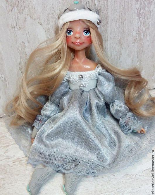Коллекционные куклы ручной работы. Ярмарка Мастеров - ручная работа. Купить Винили grey bear (продана). Handmade. Серый