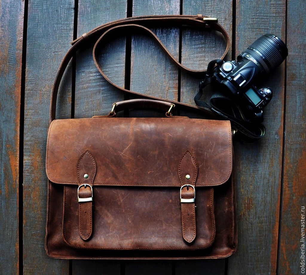 сумка кожаная фото мужская
