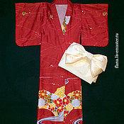"""Одежда ручной работы. Ярмарка Мастеров - ручная работа Кимоно """"Кагуя-химе"""". Handmade."""