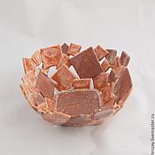 Посуда handmade. Livemaster - original item A Bowl Of Sherbet. Handmade.