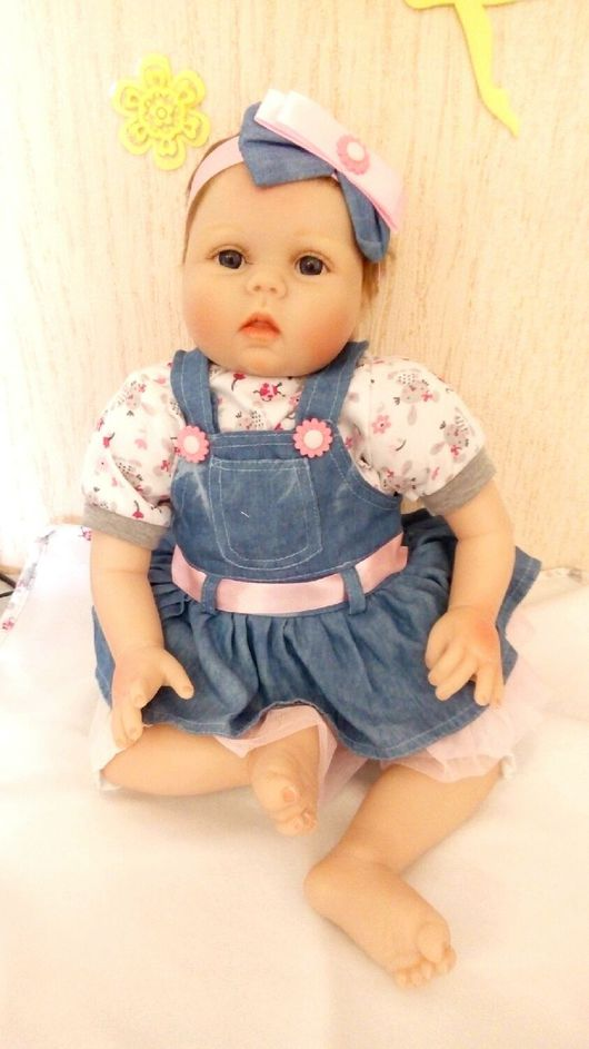 Куклы-младенцы и reborn ручной работы. Ярмарка Мастеров - ручная работа. Купить Кукла реборн. Handmade. Бежевый, реборн купить