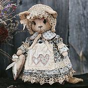 Куклы и игрушки ручной работы. Ярмарка Мастеров - ручная работа Кошечка.. Handmade.