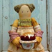 Куклы и игрушки ручной работы. Ярмарка Мастеров - ручная работа Воскресный пудинг. Handmade.