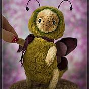 Куклы и игрушки ручной работы. Ярмарка Мастеров - ручная работа Бабочка Little Tail. Handmade.
