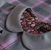 Одежда ручной работы. Ярмарка Мастеров - ручная работа Платье из полушерсти. Handmade.
