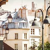 Картины и панно ручной работы. Ярмарка Мастеров - ручная работа Париж Фото картина для интерьера, архитектурный вид «Le Petit Cluny». Handmade.