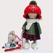 Куклы и игрушки ручной работы. Ярмарка Мастеров - ручная работа Подарок к Новому году. Handmade.
