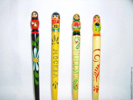 Сувениры ручной работы. Ярмарка Мастеров - ручная работа. Купить Ручка деревянная в ассортименте Ярмарка мастеров-ручная работа. Handmade.