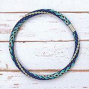 Украшения handmade. Livemaster - original item Necklace: Kentucky harness - -2 Czech and Japanese beads. Handmade.