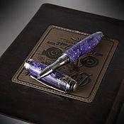 Ручки ручной работы. Ярмарка Мастеров - ручная работа Ручка-роллер Inspiration (гибрид) в кожаном футляре. Handmade.