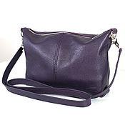 Сумки и аксессуары handmade. Livemaster - original item Clutch shoulder Bag with strap. Handmade.