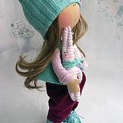 Куклы и игрушки ручной работы. Ярмарка Мастеров - ручная работа Мятная радость. Handmade.