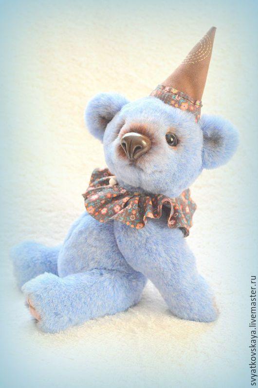 Мишки Тедди ручной работы. Ярмарка Мастеров - ручная работа. Купить Медвежонок тедди. Handmade. Мишка, подарок девушке, плюш