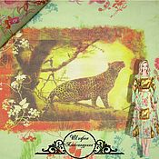 Материалы для творчества handmade. Livemaster - original item Chiffon silk. Handmade.
