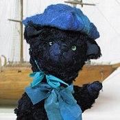 Куклы и игрушки ручной работы. Ярмарка Мастеров - ручная работа Тедди Кот Томас 21 см. Handmade.