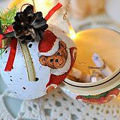 Сувениры и подарки handmade. Livemaster - original item Ball-box