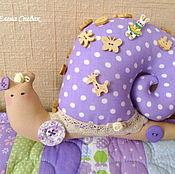 """Куклы и игрушки ручной работы. Ярмарка Мастеров - ручная работа Улитка """"Сказка"""". Handmade."""