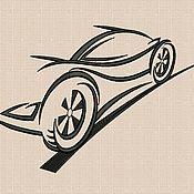 """Материалы для творчества handmade. Livemaster - original item Machine embroidery design """"Machine_1"""" bt027. Handmade."""