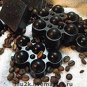 Скрабы ручной работы. Ярмарка Мастеров - ручная работа Мыло-скраб с кофе. Handmade.