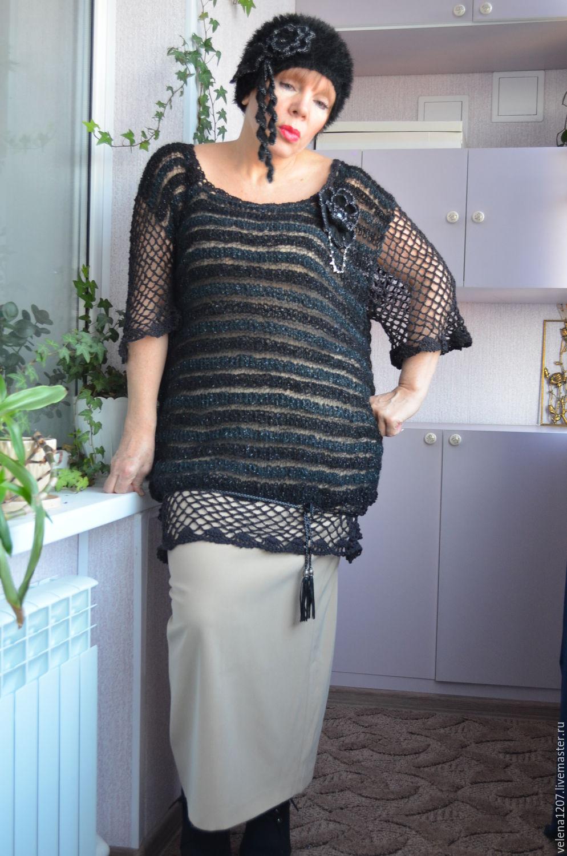 Sweatshirts-nets: Tunic 'Albion', Shirts-nets, Shahty,  Фото №1