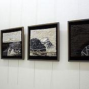 Картины и панно handmade. Livemaster - original item Handmade tapestries