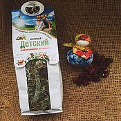 Материалы для творчества handmade. Livemaster - original item Children`s tea from the Altai herbs. Handmade.
