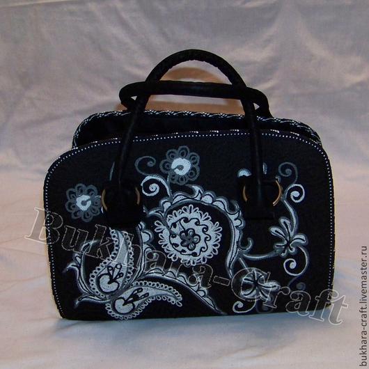 Женские сумки ручной работы. Ярмарка Мастеров - ручная работа. Купить Сумка. Handmade. Зимняя мода, сумка ручной работы