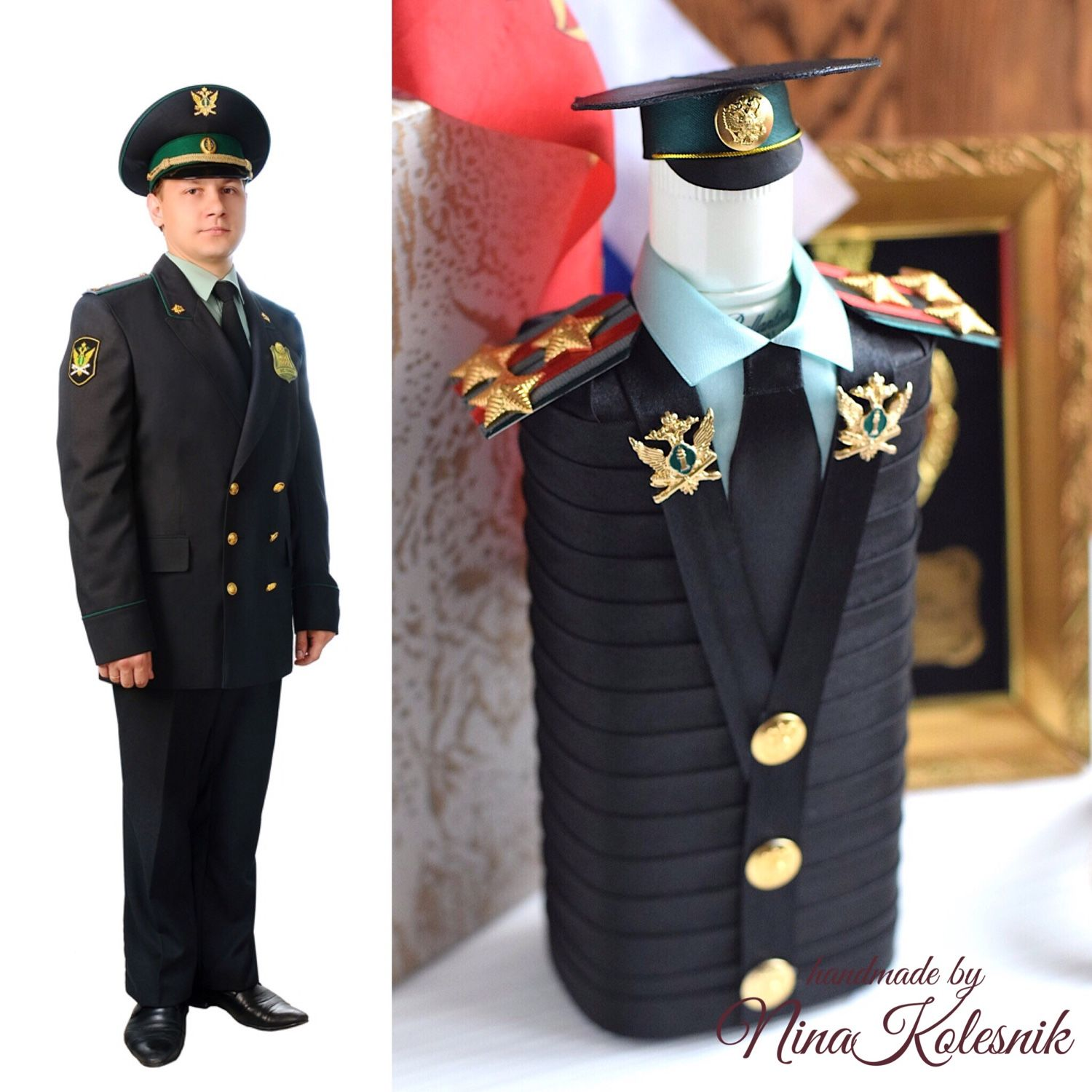 A gift to a male bailiff, Souvenirs by profession, Moscow,  Фото №1