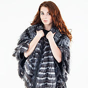 Одежда handmade. Livemaster - original item Jacket of Fox
