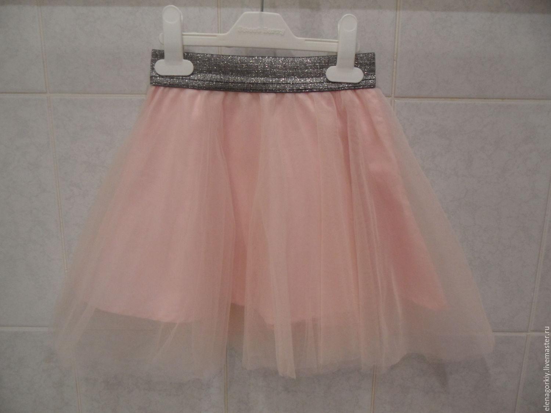 fd2d34dcf7d ручной работы. Ярмарка Мастеров - ручная работа. Купить юбка для девочки из  фатина. ...