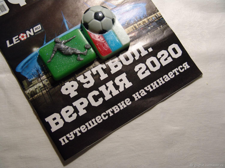 """"""" Россия, вперед!"""", Мыло, Москва,  Фото №1"""